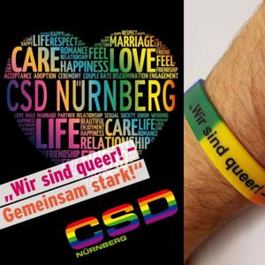 CSD Nürnberg 2018 - Together / Party